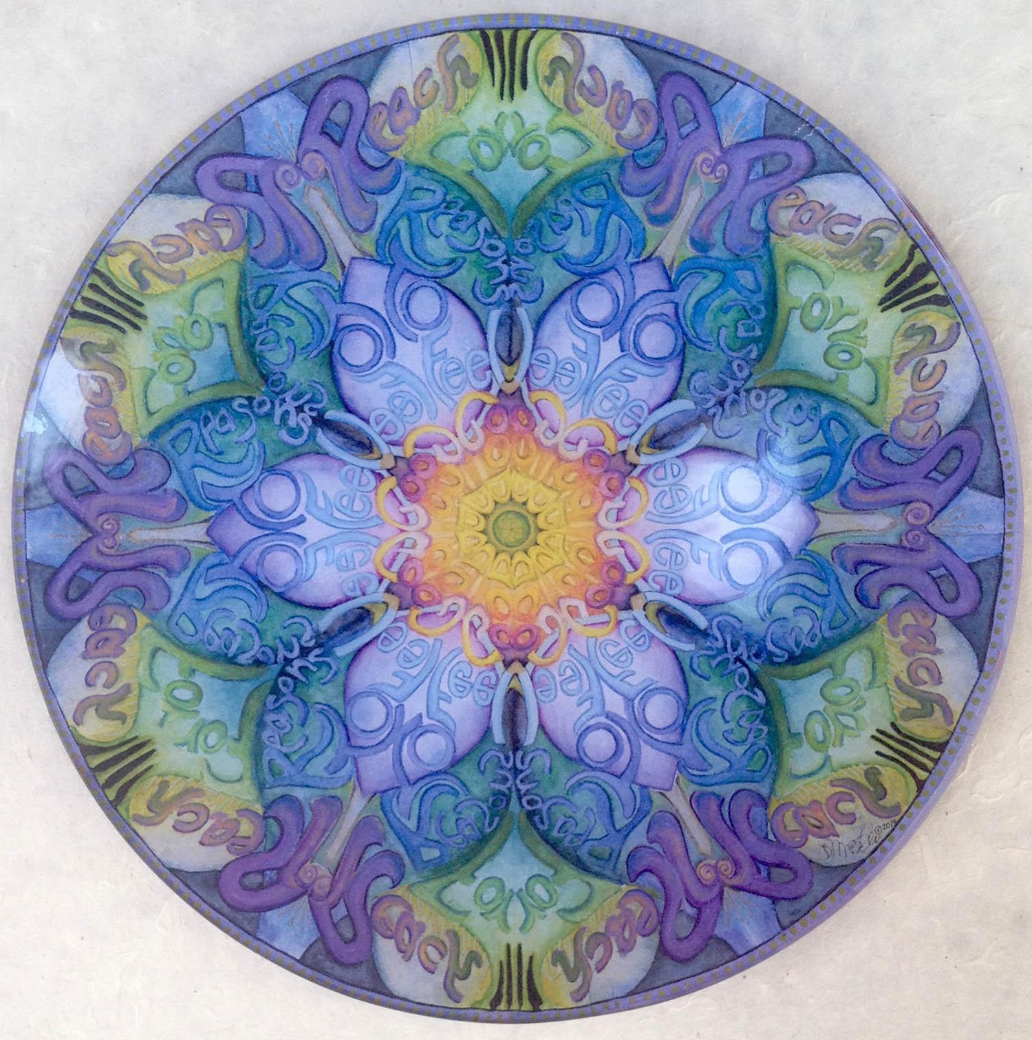 Freedom Mandala 10